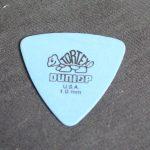 Dunlop 1.0MM Tortex Triangle Pick