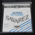 Savarez 540 J Alliance HT Classic Classical Guitar Strings High Tension