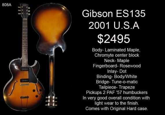 Gibson ES135 2001 808