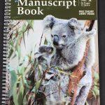 Progressive Manuscript Book 4 Wirebound. 96-Pages/12 Stave