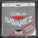 Savarez 500AR Alliance Corum Standard Tension Classical Guitar String Set