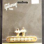 Gibson PBBR-040 Nashville Tune-O-Matic Bridge w/Full Assembly - Gold
