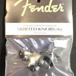 Fender 099-0936-000 Skirted Amp Knobs (6-Pack)