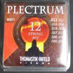Thomastik AC211 Plectrum Bronze Acoustic Guitar Strings 12 String Light