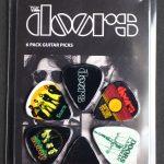 Perris 6-Pack The Doors Licensed Guitar Picks Pack
