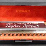 Larry Adler 48C Chromatic Harmonica in the Key of C