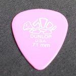 Dunlop .71mm Delrin Standard Pick