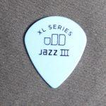 Dunlop Tortex Jazz III XL Guitar Pick 1mm
