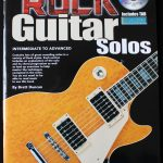 Progressive Rock Guitar Solos Book/CD