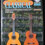 Progressive Guitar Method Classical Book/CD