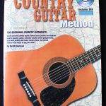Progressive Country Guitar Method Book/CD
