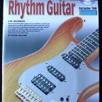 Progressive Beginner Rhythm Guitar Book/CD