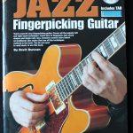 Progressive Jazz Fingerpicking Book/CD