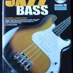 Progressive Jazz Bass Book/CD