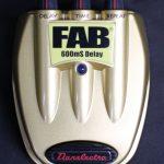 Danelectro FAB Delay Pedal
