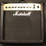 Marshall MG15DFX 15 watt Guitar Amp (Pre-owned)