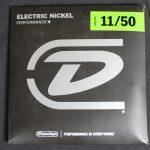 Dunlop DEN1150 Medium Nickel Wound Electric Guitar Strings (11-50)
