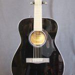 Fender CC-60S Dreadnought Acoustic Guitar- Black (Pre-owned)