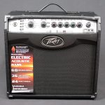 Peavey Vypyr 20 Watt Modeling Guitar Amp Combo for Electric, Acoustic and Bass!