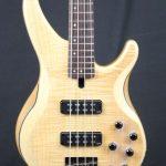 Yamaha TRBX604 Electric Bass Natural Satin