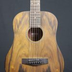 Martinez Babe Daowood Acoustic Electric Traveller Guitar
