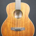 Martinez GS Style Solid Top Small Body 12 String Acoustic MTT-1512S-MOP