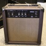 Arena Audio 10 Watt Acoustic Guitar Amplifier with CD/MP3 Input
