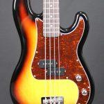 Essex VEP34TS 3/4 Size Short Scale Bass Guitar - Tobacco Sunburst
