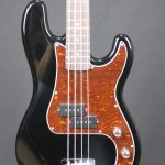 Essex VEP34B 3/4 Size Short Scale Bass Guitar - Black