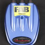 Danelectro Fab Chorus Effects Pedal