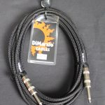 Dimarzio EP1718 Pro Guitar Lead - Black