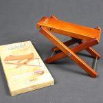 Fretz Woodie Adjustable Footstool