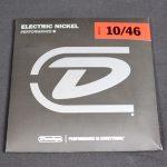 Dunlop DEN1046 Nickel Plated Steel Electric Strings - .010-.046 Medium