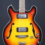Univox Early 70's Coily 335 Style Bass- Japan