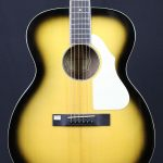 Silvertone 600AVS Orchestral Sized Solid Top Acoustic Guitar