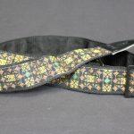 Fretz Woven Jacquard Fabric Guitar Strap