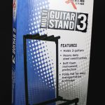 Xtreme GS803 Multi Guitar Rack Stand For 3 Guitars