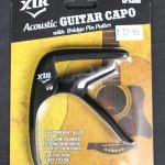 XTR GPX55B Trigger Style Acoustic Guitar Capo