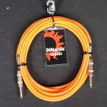 Dimarzio EP1718 Pro Guitar Lead - Neon Orange