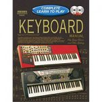 Progressive Complete Learn To Play Keyboard Book/CD