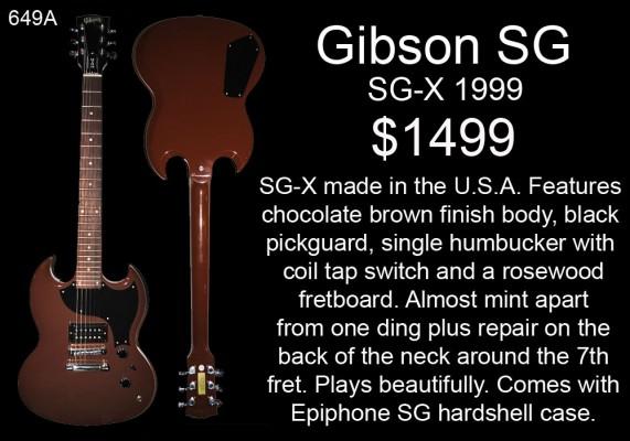 SGX649A