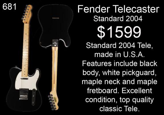 TELECASTER681