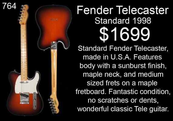 TELECASTER764
