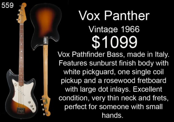 VOXPANTHER559
