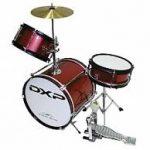 DXP TXJ3WR Junior Drum Kit- Wine Red