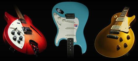 Just Music Electric Guitars