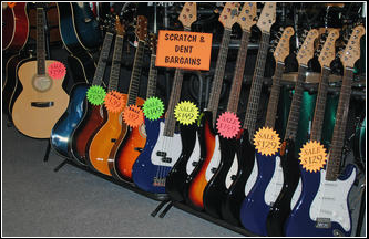 Just Music Electric Guitars 2