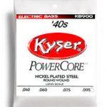 Kyser KB900 Electric Bass Extra Light Gauge String Set 40-95